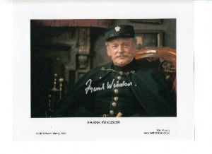 Frank Windsor from DR Who